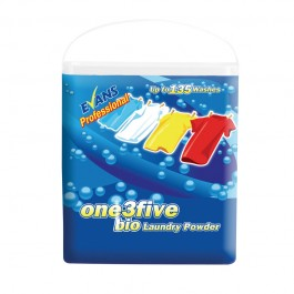 Evans Vanodine One 3 Five Bio Laundry Powder - 135 Wash