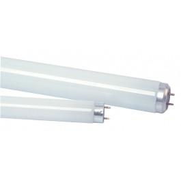 "T8 1200mm (4') 25mm (1"") 36w White Slimline Fluorescent Tube"