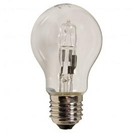 Clear 42W Edison Screw ES GLS Halogen Lamp
