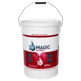 Original Magic Ice Melt De-Icer 18.75kg Tub