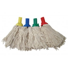 Exel Socket 200g Polyester Yarn Mop Head - Colour Coded