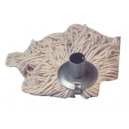 Metal Socket Cotton Yarn Mop Head