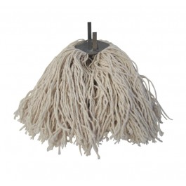 Metal Clip On Cotton Yarn Mop Head