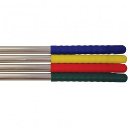 "Aluminium 1200mm (48"") System Mop Handle - Colour Coded"