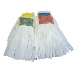 Big White 250g Kentucky Mop Head - Colour Coded