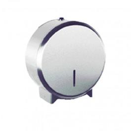 """30cm (12"""") Polished Stainless Steel Jumbo Toilet Tissue Dispenser"""
