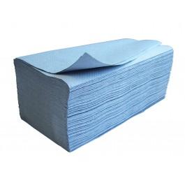 Sterling Blue Interleaved Paper Hand Towels