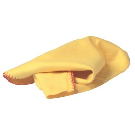 """50x35cm (20x14"""") Standard Yellow Dusters - Pack of 20"""