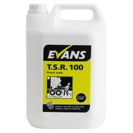 Evans Vanodine TSR 100 Traffic Film Remover 5ltr