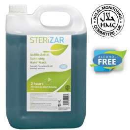 Sterizar Alcohol Free Bactericidal Hand Soap 5ltr