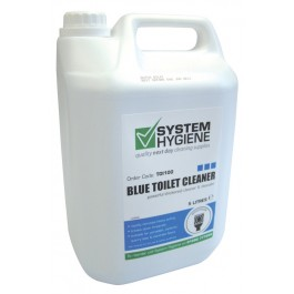 Blue Thickened Toilet Cleaner 5Ltr