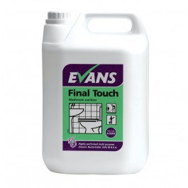 Evans Vanodine Final Touch Washroom Cleaner 5ltr