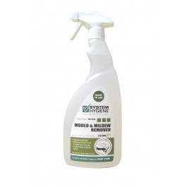 System Hygiene Mould and Mildew Remover RTU - 750ml Trigger