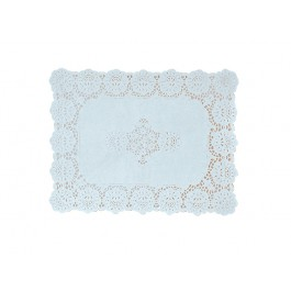 "35x25cm (14X10"") Lace Tray Papers - Case of 1000"