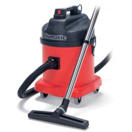 Numatic NVDQ570-2 Industrial Dry Dual Motor Vacuum Cleaner - Available in 110v or 240v