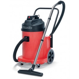 Numatic NVDQ900-2 Large Industrial Dry Dual Motor Vacuum Cleaner - Available in 110v or 240v