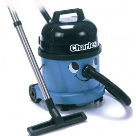 Numatic CVC370 Charles Wet and Dry Vacuum Cleaner - Available in 110v or 240v