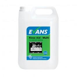 Evans Vanodine Rinse Aid Multi 20ltr
