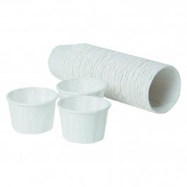 Waxed Paper Medicine Pot 28ml (Case of 5000)
