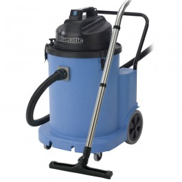 Numatic WVD1800PH-2 Large Industrial Wet Dual Motor Vacuum Cleaner with Pump - Available in 110v or 240v