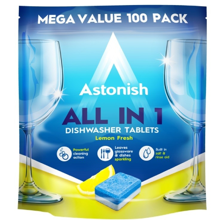 Astonish Dishwasher Tablets