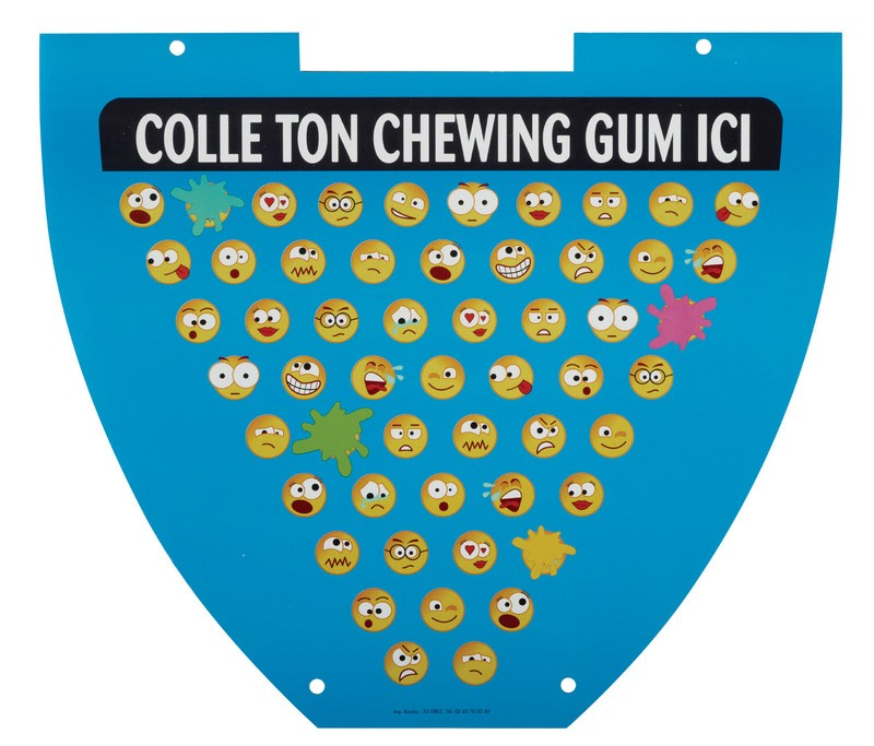 Gummy Chewing Gum Refill Pads - Pack of 10