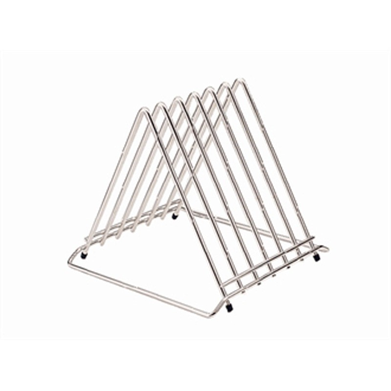 Heavy Duty 6 Slot Chopping Board Rack
