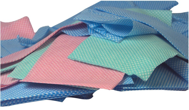 Lightweight Jay Cleaning Cloth Offcuts - 5kg Case
