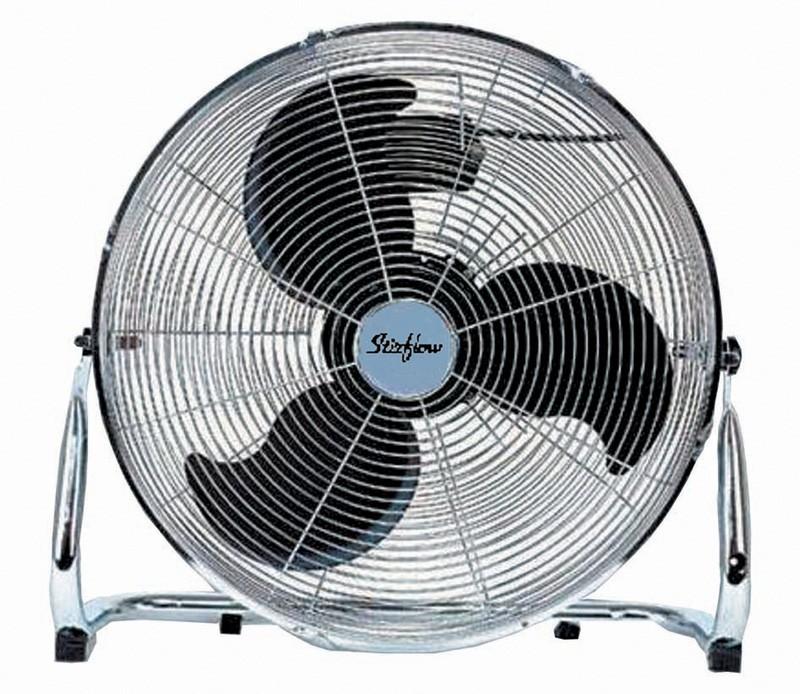"""325mm (13"""") 3 Speed Multi-Position Floor Fan"""