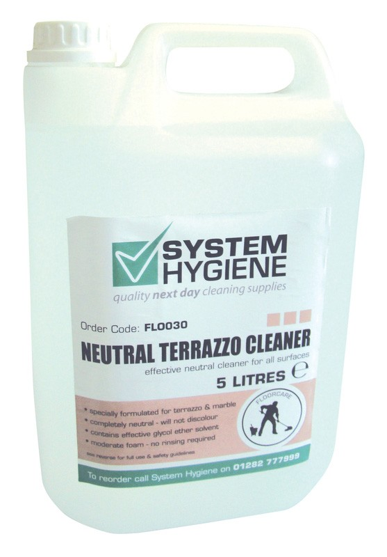 Marble And Terrazzo Cleaner 5ltr