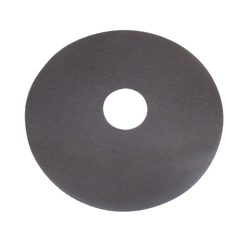 "430mm (17"") 120's Fine Grit Mesh Sanding Discs - Case of 5"