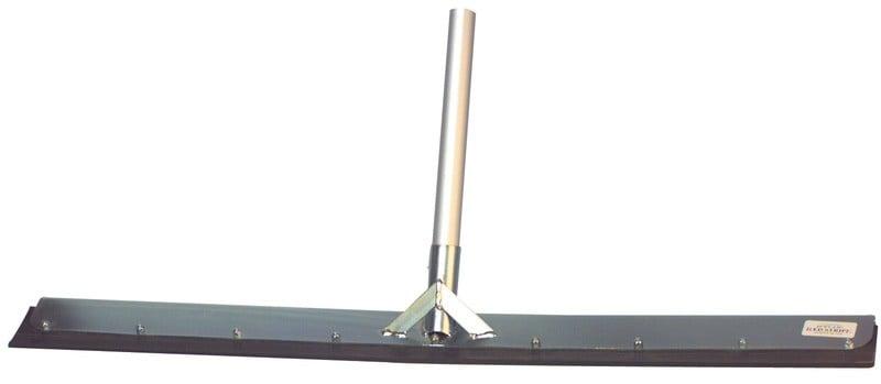 """55ccm (22"""") Single Blade Aluminium Floor Squeegee and Handle"""