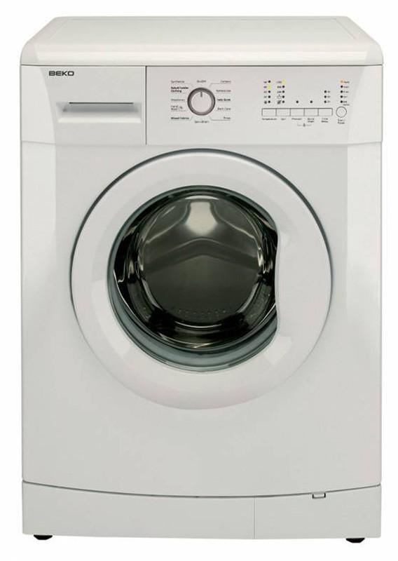 Beko WMB61221 6kg Load 1200rpm White Washing Machine