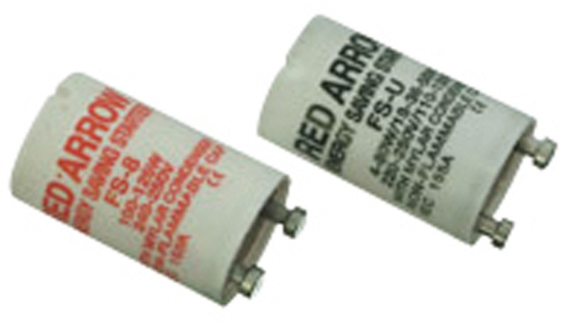 Starter Switch for 4w-80w Fluorescent Tubes