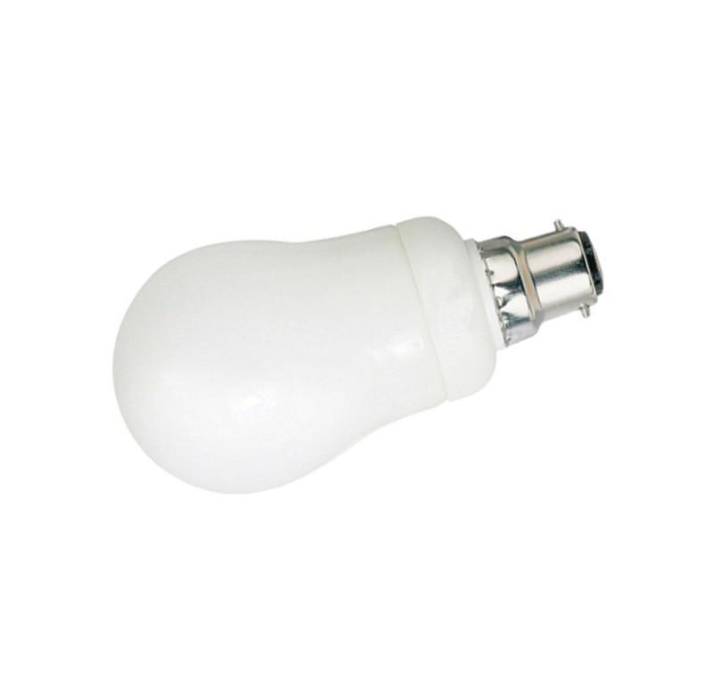 240v 14 Watt Bayonet Cap GLS Energy Saving Lamp