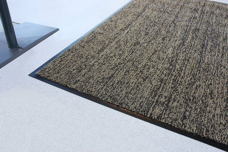 120x240cm (4x8') Vinyl Loop Scraper Mat