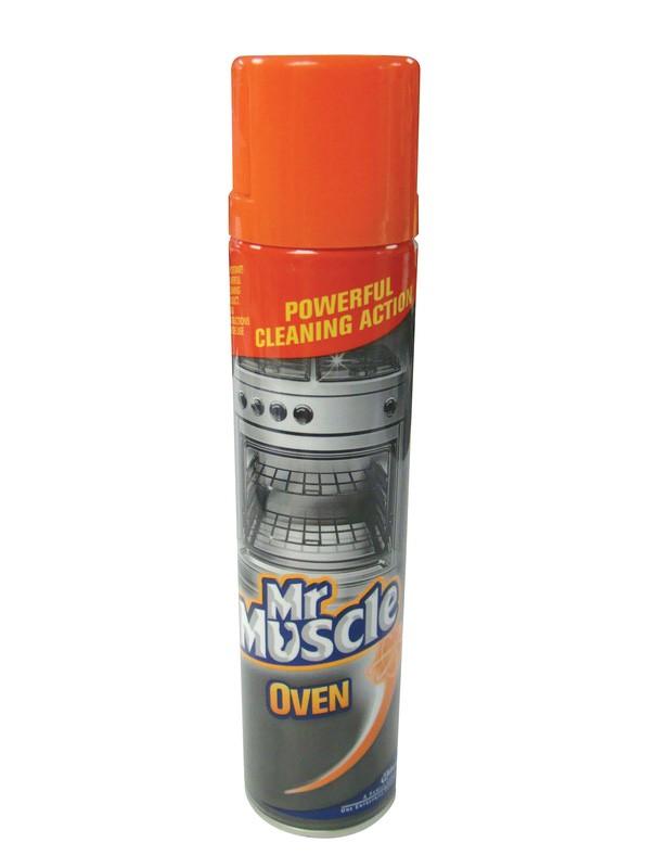 Mr Muscle Aerosol Oven Cleaner 300ml Drain Amp Oven