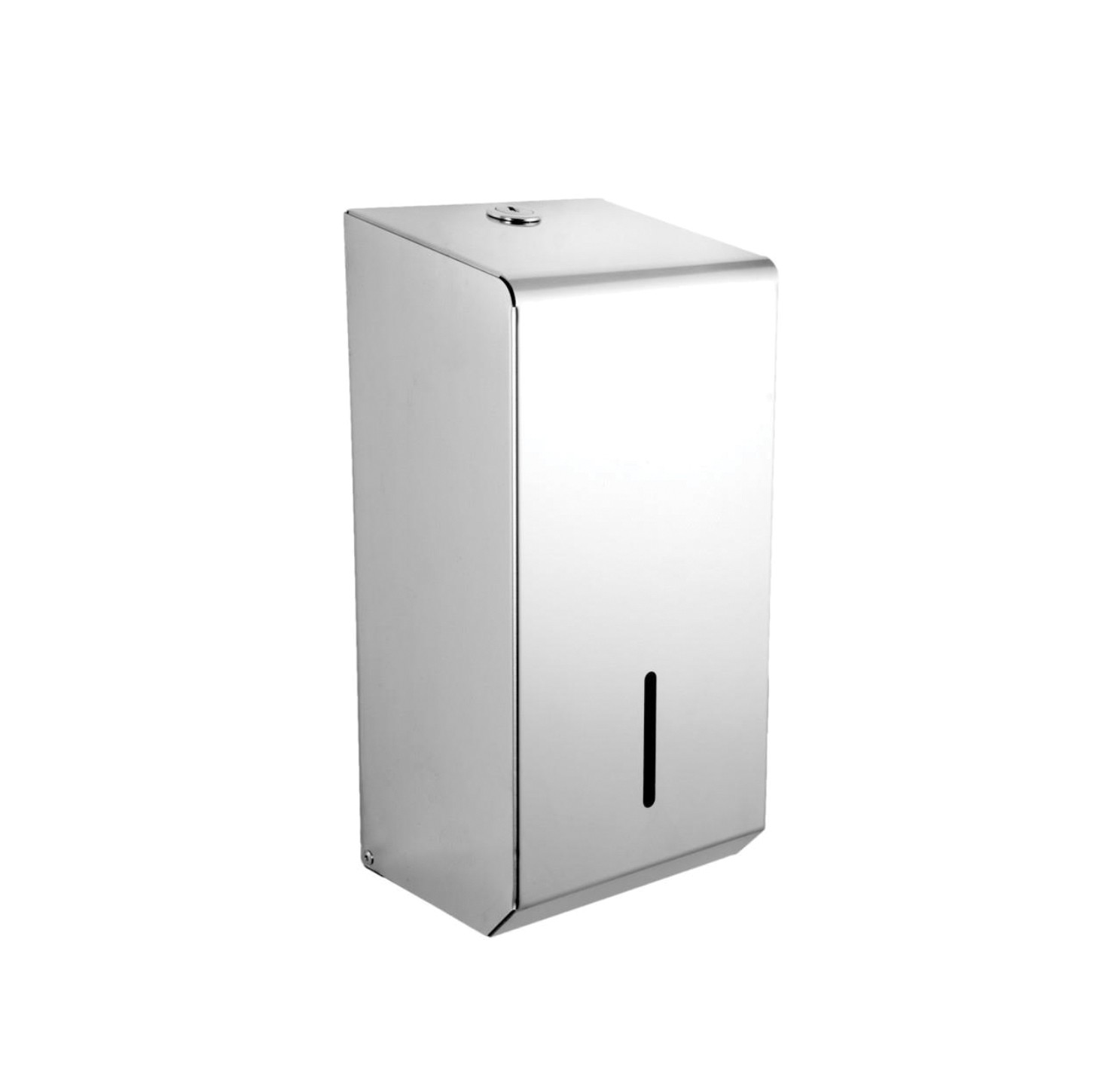Polished Stainess Steel Superflat Pack Dispenser