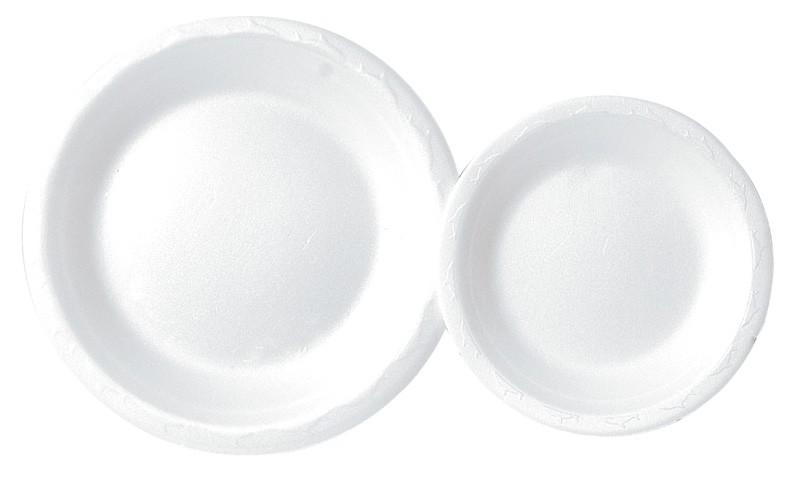 "18cm (7"") Tuff-Stuff Insulated Plates - Case of 600"