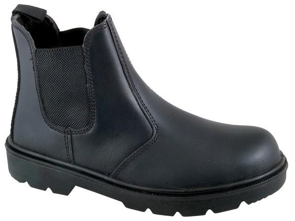 Blackrock Black Dealer Boot - Available in Sizes 3-13