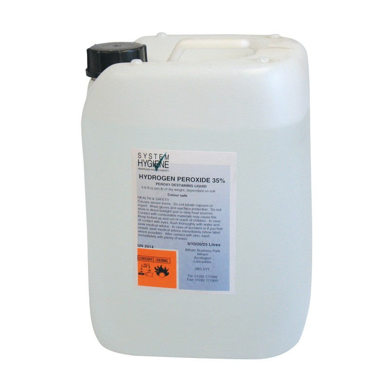 Peroxide Destainer 10ltr