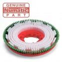 "Numatic 400mm (15"")  Polyscrub Scrubbing Brush 606105"