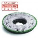 "Numatic 450mm (17"")  Polyscrub Scrubbing Brush 606203"