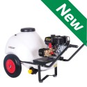 Wheelbarrow Pressure Washer 120ltr 8lpm 150 Bar
