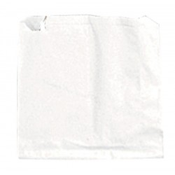 "12.5x12.5cm (5x5"") White Strung Paper Bags - Pack of 1000"