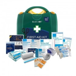 10 Person HSE Standard First Aid Kit (BS 8599-1:2019 Compliant)