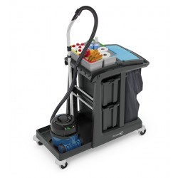 Numatic ECO-Matic EM5 Cleaning Trolley