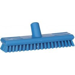 "275mm (11"") Stiff Vikan Hygiene Deck Scrub Head"
