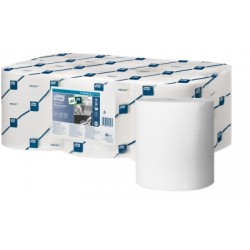 473412 Tork Reflex excelCLEAN Wiping Paper 1ply Wipers