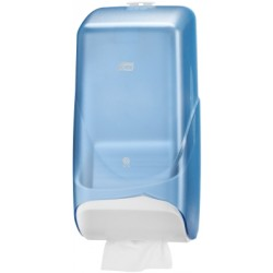 Tork 472031 Blue Bulk Pack Dispenser